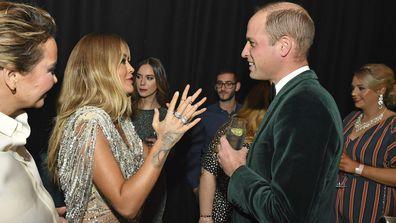 Prince William Centrepoint gala Kate Middleton reality TV 4