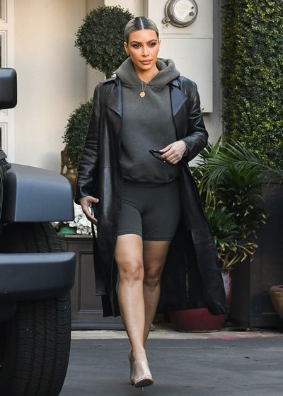 Kim Kardashian-West in Los Angeles in February, 2018