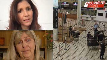 Stranded Queenslanders slam double standard border rule