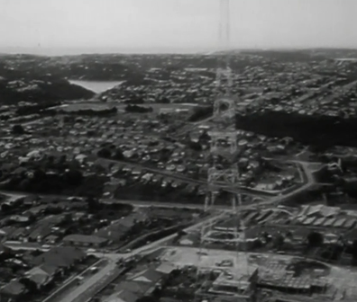 Through the decades the 'Eiffel Tower of Willoughby', our TV antennae, has stood tall.
