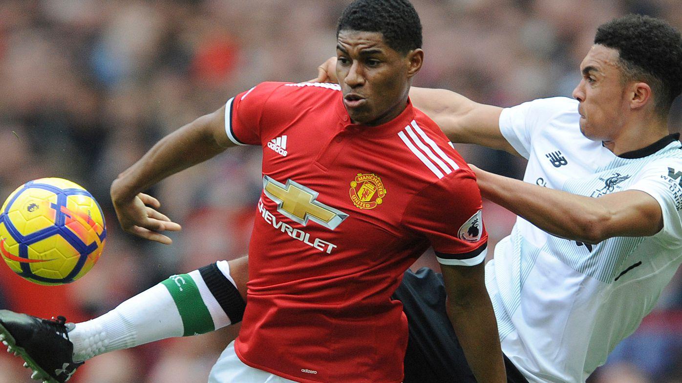 EPL: Manchester United beat Liverpool, Marcus Rashford scores brace
