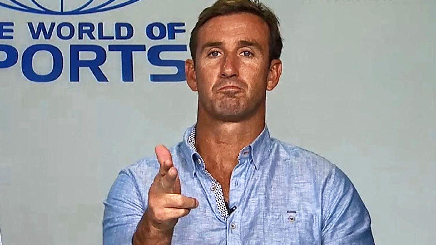 NRL: Andrew Johns heaps praise on Dragon's young-gun Euan Aitken