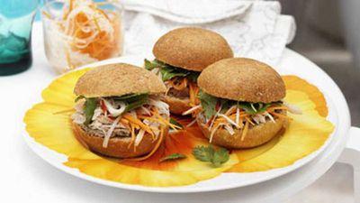 "<a href=""http://kitchen.nine.com.au/2016/05/17/13/32/vietnamese-chicken-rolls"" target=""_top"">Vietnamese chicken rolls</a> recipe"
