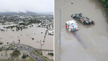 Queensland Weather Townsville Floods