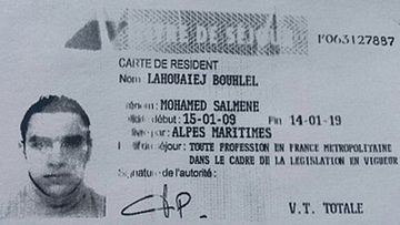 Mohamed Lahouaiej Bouhlel was shot dead by police after the thursday night attack.