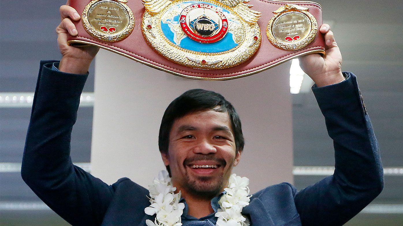 'Confusion' over proposed Pacquiao - Khan bout in Saudi Arabia