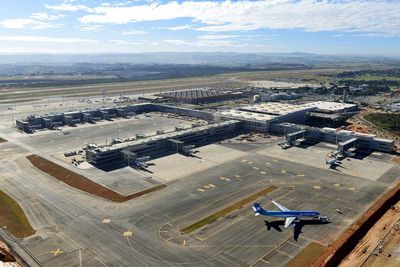 10. Viracopos/Campinas International Airport, Campinas, Brazil: 8.25 /10