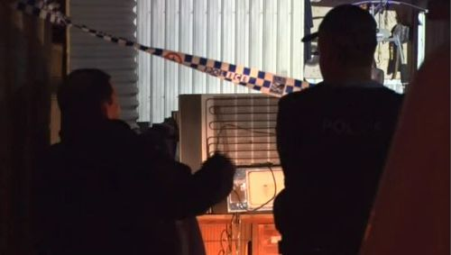 The trio were rushed to hospital, but they could not be revived. Picture: 9NEWS
