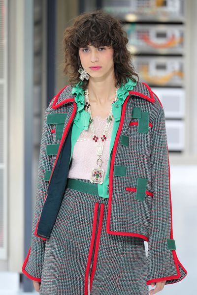 Chanel, spring/summer '17, Paris Fashion Week