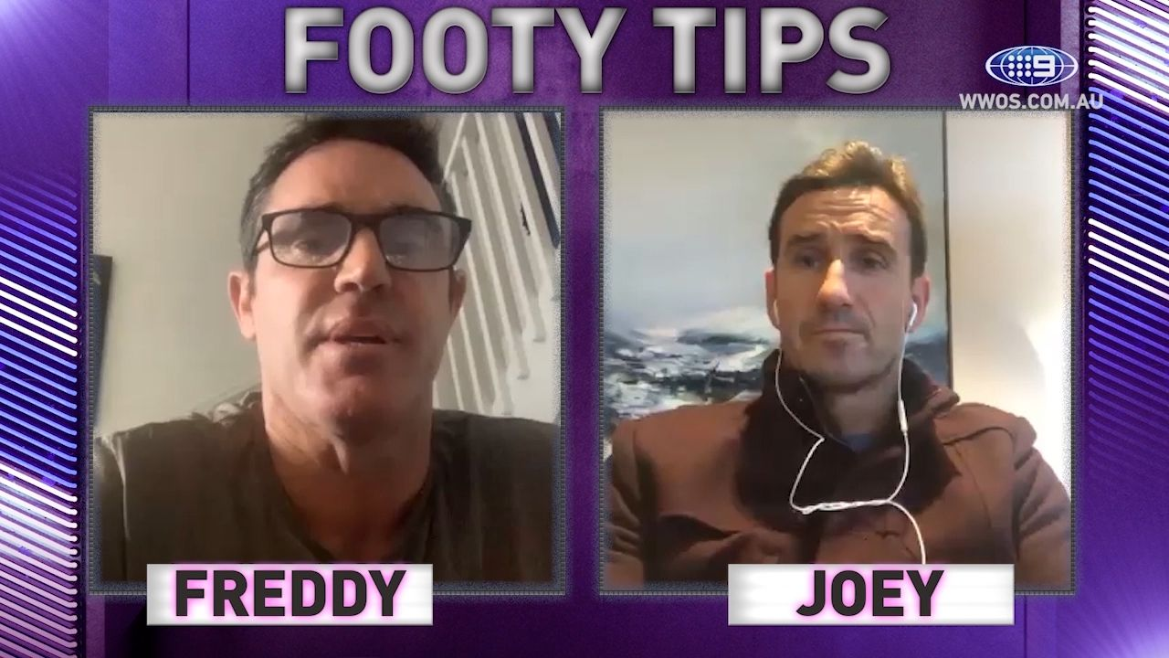 NRL footy tips Round 10: Freddy, Joey and Channel Nine's stars give their winners