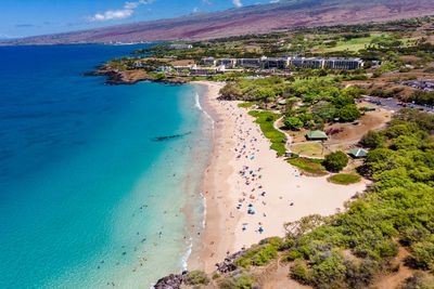 8. Hapuna Beach State Park, Island of Hawaii