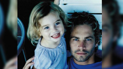 Paul Walker's teenage daughter launches environmental foundation to mark late actor's birthday