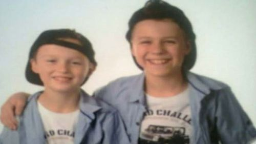 Noel, 9, and Zach, 13, were enjoying their first few days of the school holidays when tragedy struck.