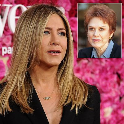 Jennifer Aniston vs. Nancy Dow