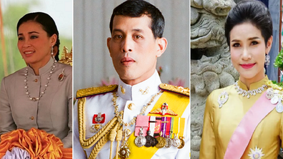 King of Thailand complicated love life