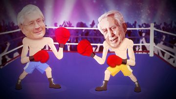 Dick Smith vs Harry Triguboff in battle of the billions
