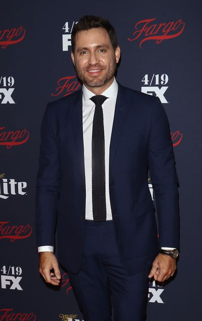 """""""It's really crazy, right?"""" Edgar Ramirez told <a href=""""http://www.vanityfair.com/hollywood/2017/02/edgar-ramirez-american-crime-story-versace-interview"""" target=""""_blank"""">Vanity Fair</a> about the similarity in appearance he shares with Gianni Versace. """"I mean, there are pictures now, and it surprised me how much I look like him. We are still in the process of getting everything together, but I may change my hair to look more like him. I am in for a transformation."""""""