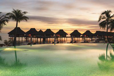<strong>WHERE: </strong>Bora Bora