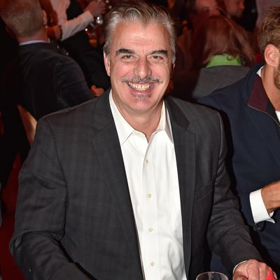 Chris Noth as Mr Big: Now