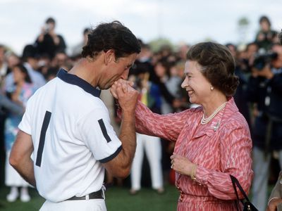 The best photos of royals at the polo through the years