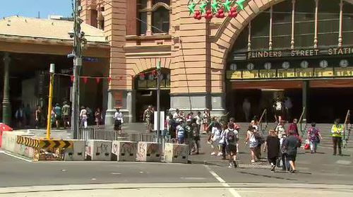 The City of Melbourne has worked closely with the Heritage Victoria to maintain the facade of the area.