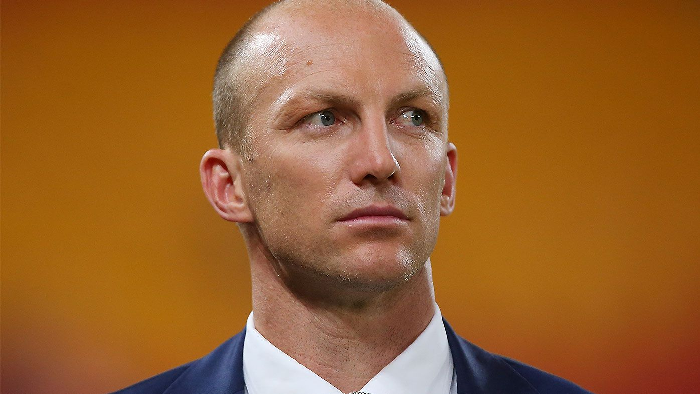 Darren Lockyer refuses to commit to future of Brisbane Broncos coach Wayne Bennett