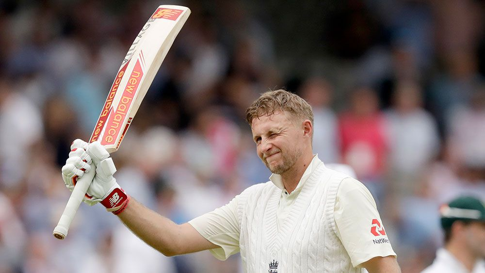 Root misses double ton, England in control