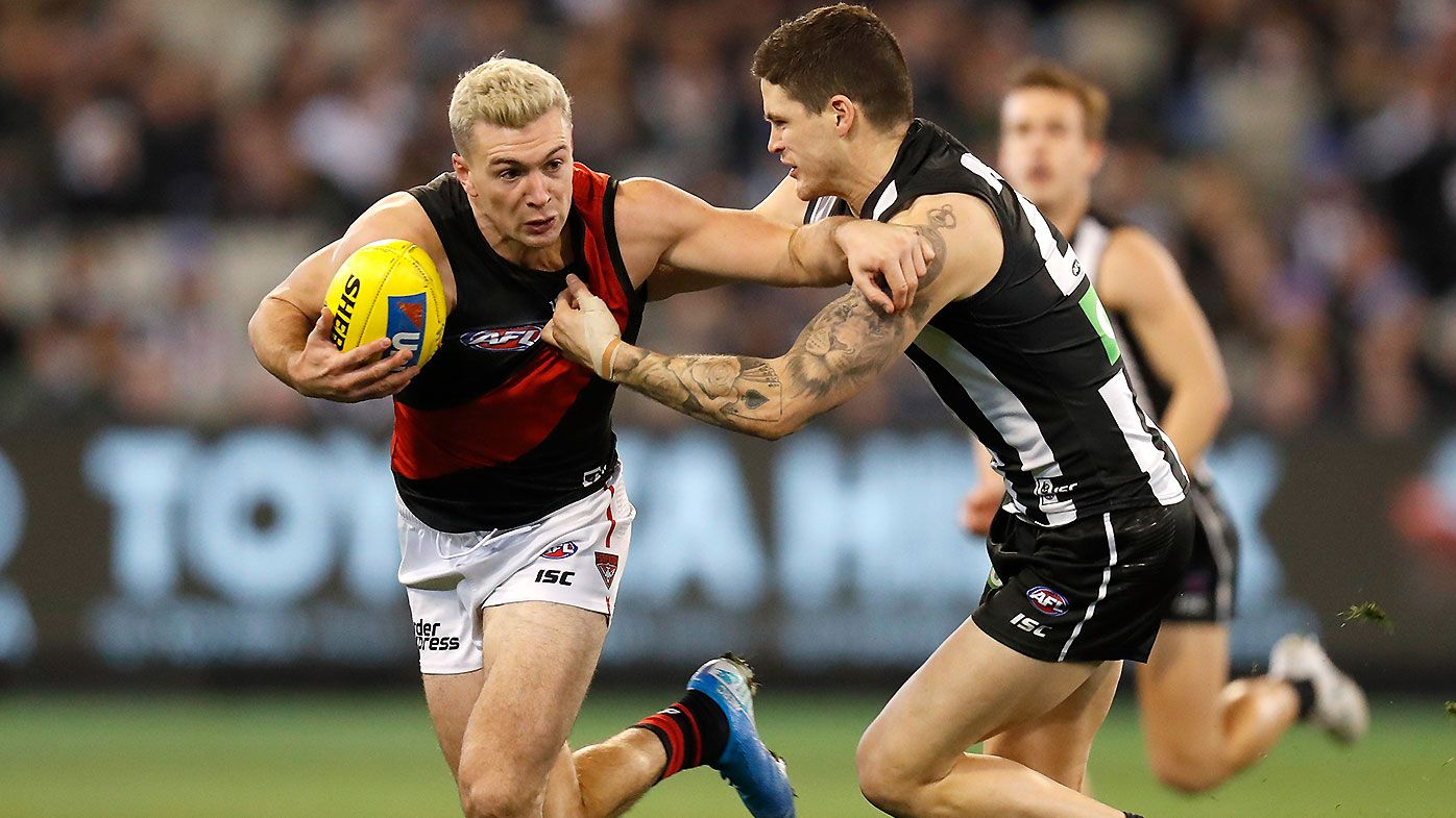 Homesick Essendon star Conor McKenna to head home to Ireland for family reasons
