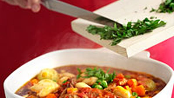 Winter comfort: Casserole and stew essentials