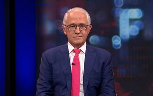 Malcolm Turnbull questioned on Q+A about 'toxic' Canberra culture after Four Corners story