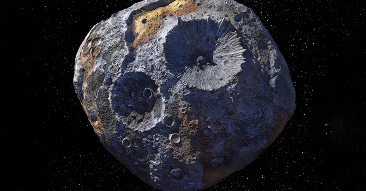 NASA provides photos of rare metal asteroid worth more than entire world's economy – 9News