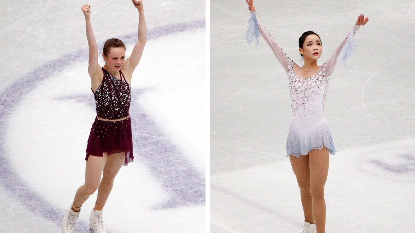 'Next Tonya Harding': US Figure Skater accused of deliberately slashing rival