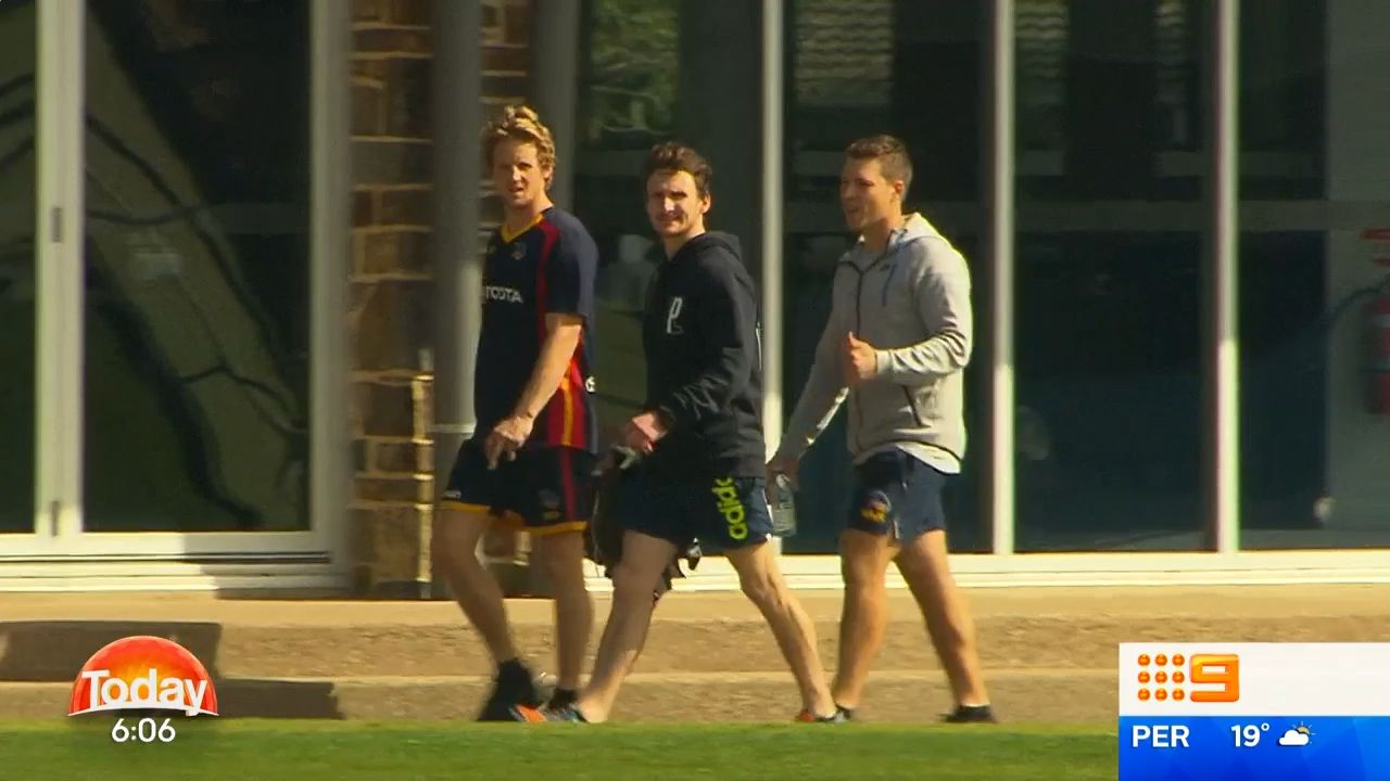 Sloane in fitness race for finals
