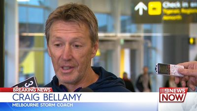 Melbourne Storm coach Craig Bellamy refuses to rule out move to Brisbane Broncos