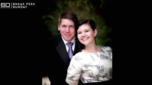Daniel Jones and Sarah Jane Parkinson in happier times.