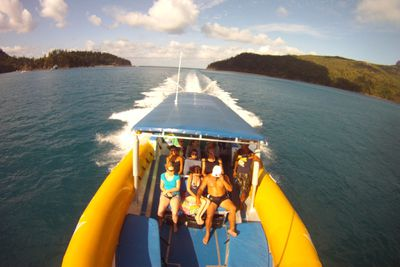 7. Ocean Rafting Tour To Whitehaven Beach, Whitsundays, Queensland