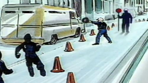 Armguard 1994 Melbourne.