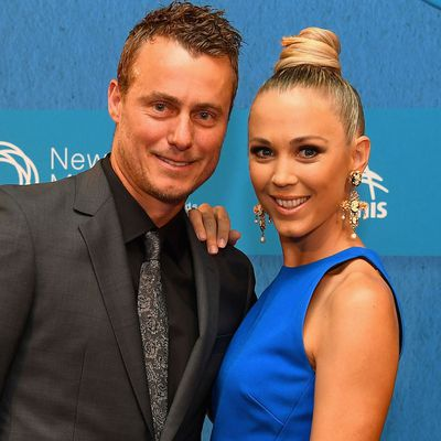 <p>Bec Hewitt and Lleyton Hewitt</p> <p>Married for nearly 12 years.</p>