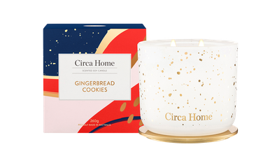 Circa Home Gingerbread Cookies Candle