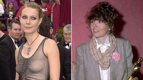 Oscars frocks: Nearly nude v fully frumpy