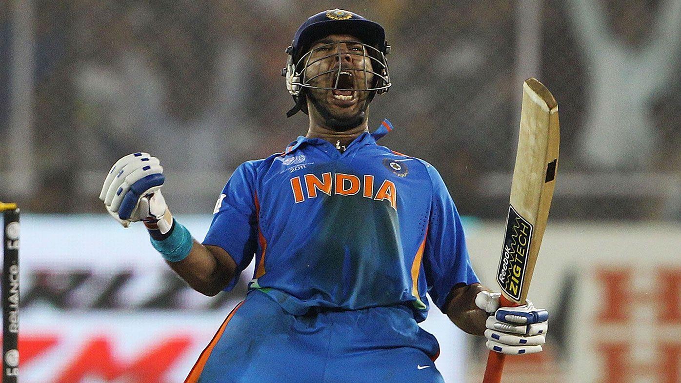 Indian cricket legend Yuvraj Singh eyeing off historic BBL deal
