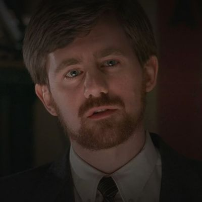 Bruce Harwood as John Fitzgerald Byers: Then