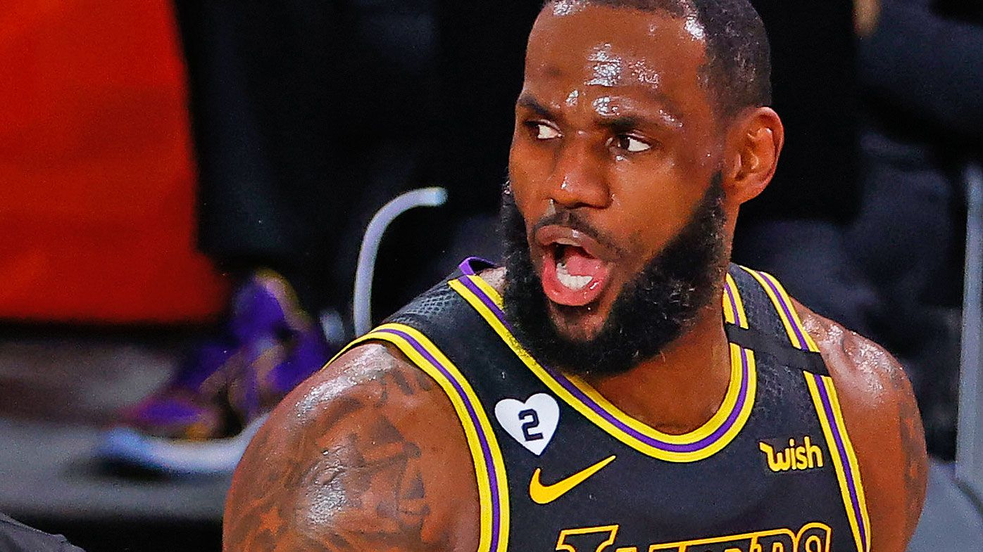 NBA season 'in jeopardy' as LeBron James, Lakers and Clippers vote to continue boycott