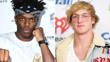 """Two YouTube stars with followings in the millions are set to duke it out this weekend in a boxing match one manager is calling """"100 percent real""""."""