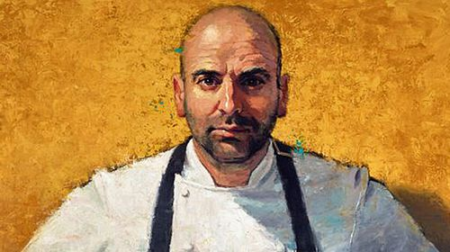 Cooking fan wins Archibald Packing Room Prize