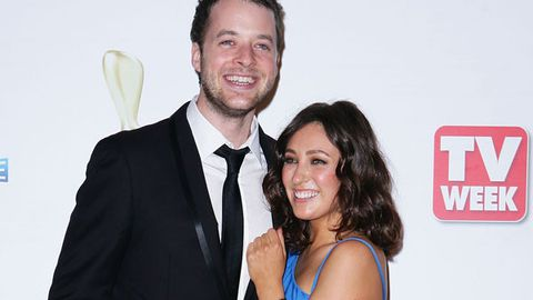 Hamish Blake engaged!