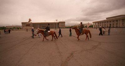 3. Ulaanbaatar, Mongolia