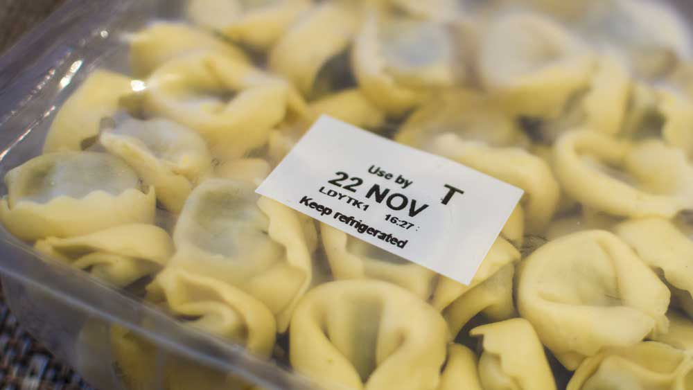 Use by date labels might be revolutionised