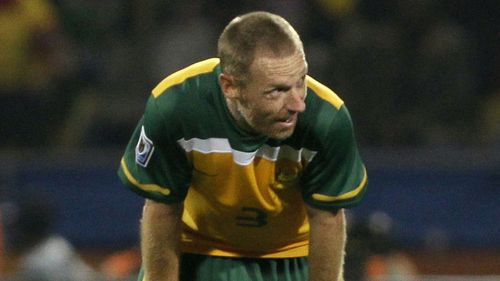 Former Socceroo Craig Moore was among those who came to Mr Kingsman's aid.