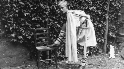 Prince Philip, 1935